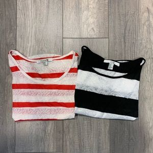 SALE!! 2 forever 21 lace tops!